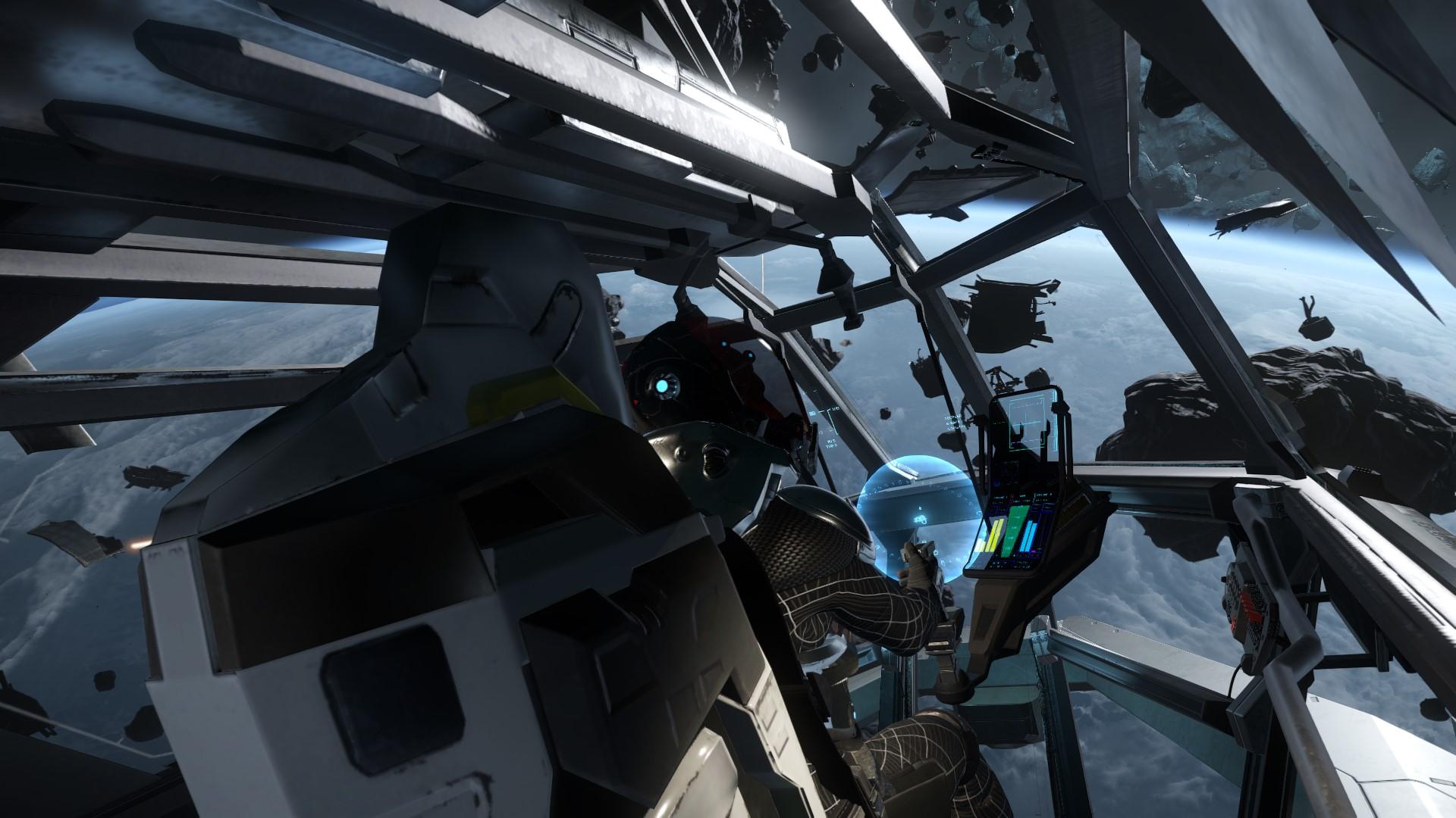 Aurora Cockpit