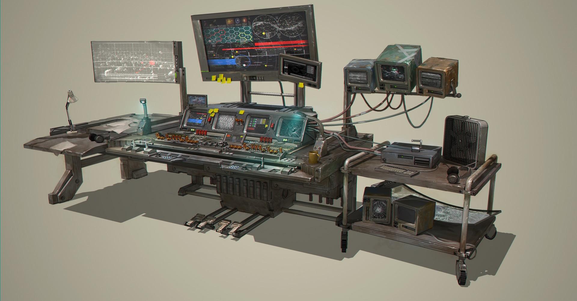 BHVR-Control-Panel
