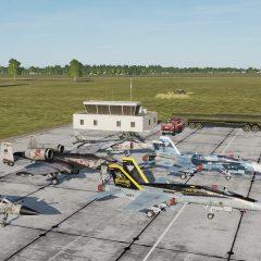 1st Banshee Squadron – Apertura ufficiale della squadriglia di volo DCS